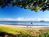 Foto da praia de Balneário Piçarras